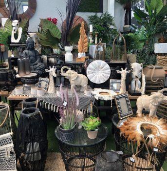 ala 30 centro de jardinería decoración variada