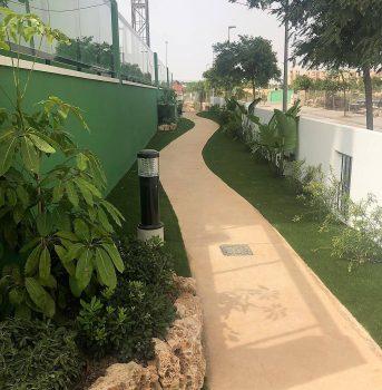 instalación paisajismo ala 30 centro de jardinería