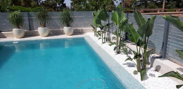 piscina instalación ala 30 garden